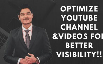 search engine optimization tips – How to Optimize  YouTube Channel and Videos for Better Visibility!!