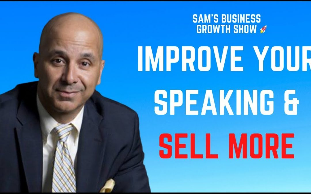 search engine optimization tips – Improve Your Speaking And Sell More – Victor Antonio