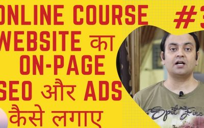 search engine optimization tips – On Page SEO Tips | Google Adsense Code Placement | Online Free Course Website Hindi [Part-3]