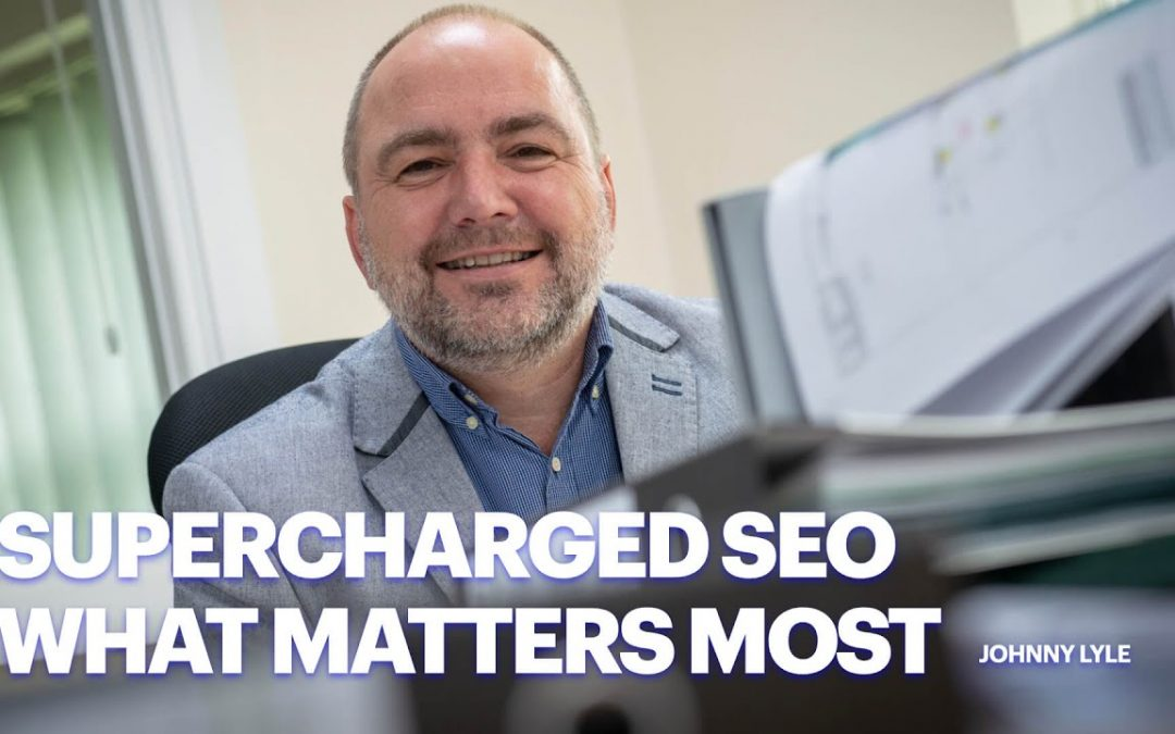 Supercharged SEO - What Matters Most on-site - How SEO Works in eight lessons 2/8