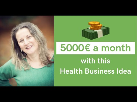 The Best Health Business Idea to Start on a Small Capital (2020)