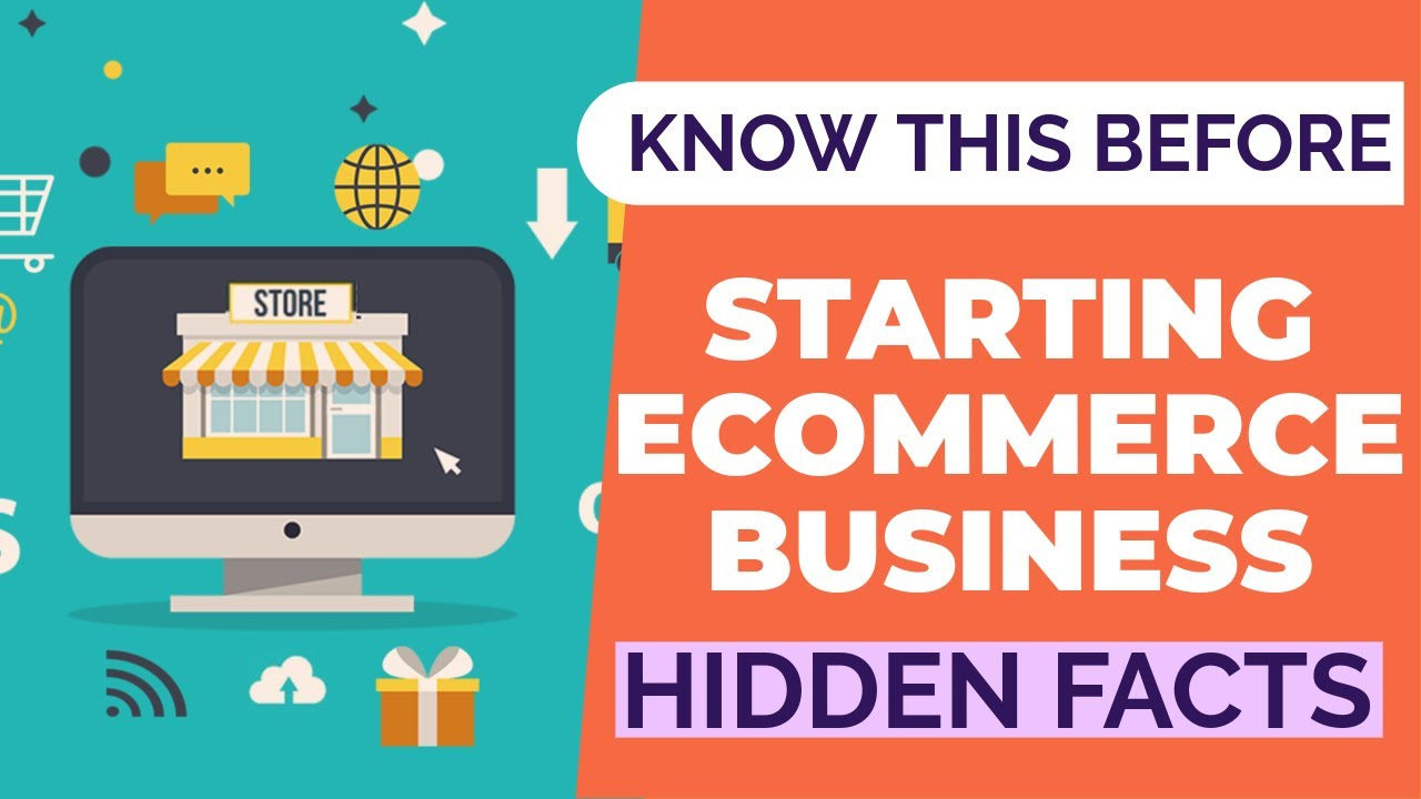What You Need To Know Before Starting Ecommerce Business?