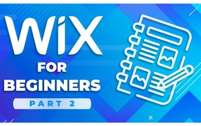 Do It Yourself – Tutorials – Wix Tutorial for Beginners! Part 2 of 5