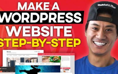Do It Yourself – Tutorials – How to Make a WordPress Website FOR FREE – Step by Step 2020!
