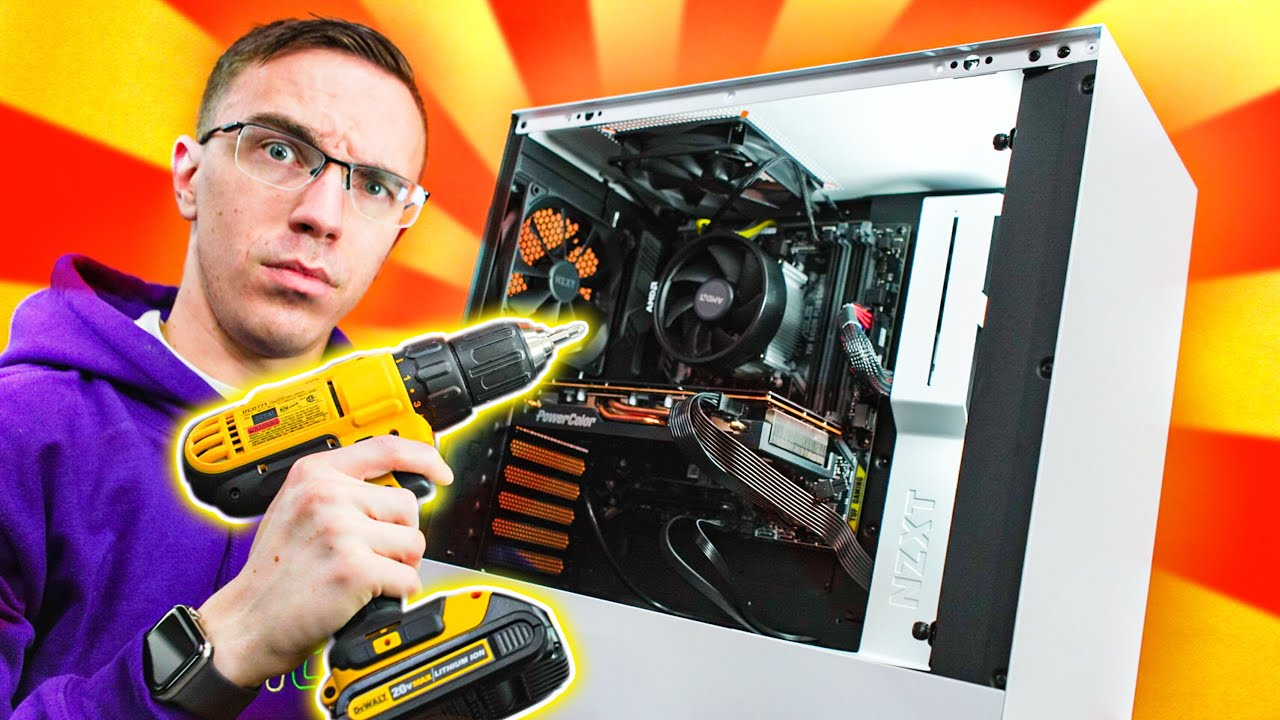 How to Build a Gaming PC in 2020