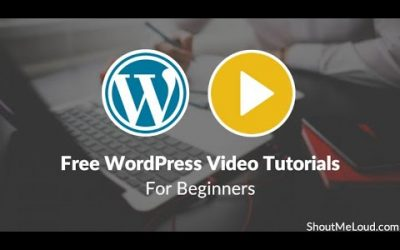 Do It Yourself – Tutorials – 2020 WordPress Beginners tutorial (Design Complete Professional Website on WordPress )