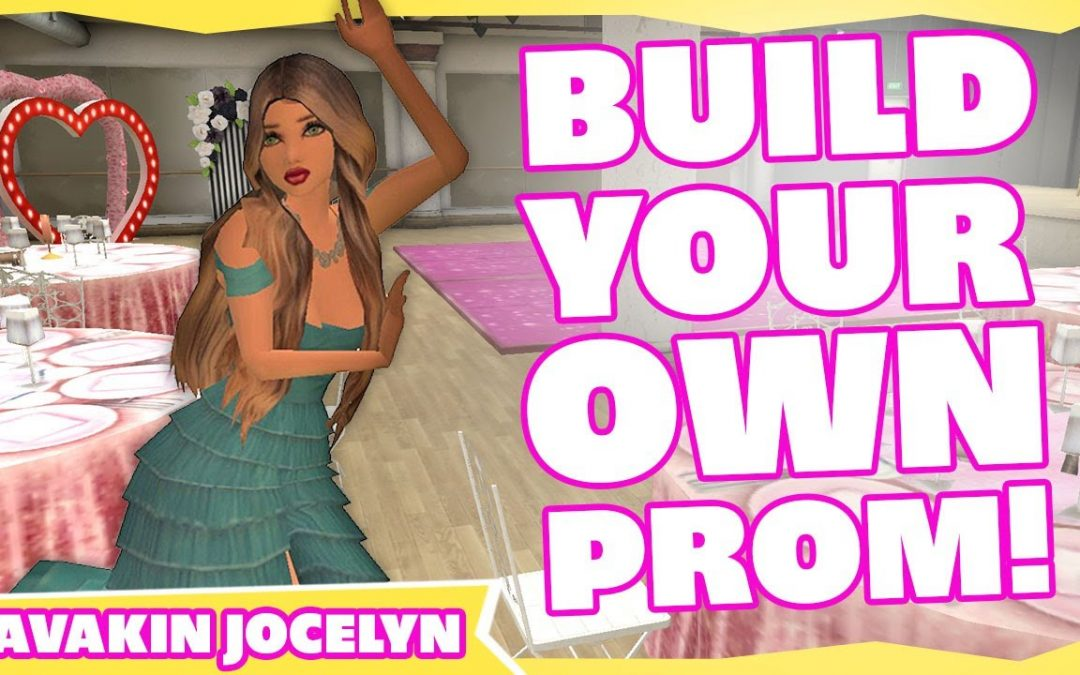 Avakin Life | Want to Build Your Own Prom Venue?