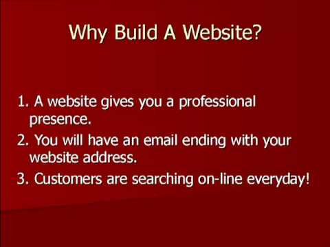 Build Your Own Web Site. Learn how for FREE!