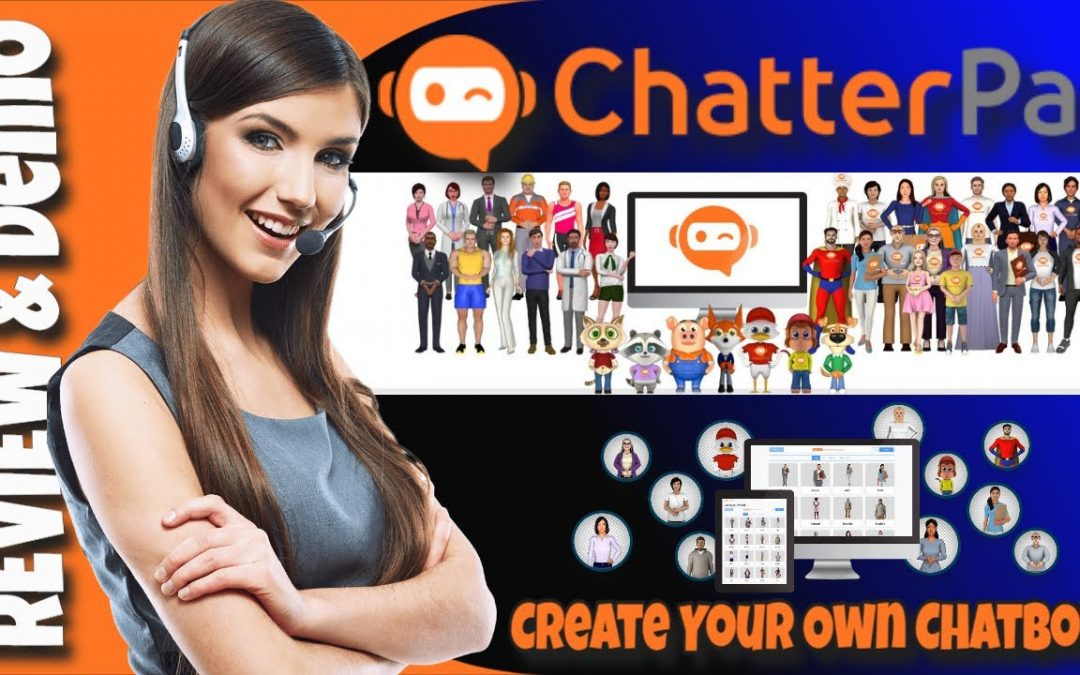 Chatterpal Review and Demo | Create Your Own Interactive Chat Agent