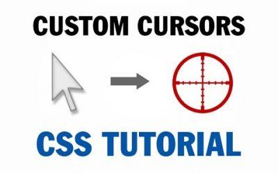 Do It Yourself – Tutorials – Custom Mouse Cursor Tutorial Canvas CSS HTML