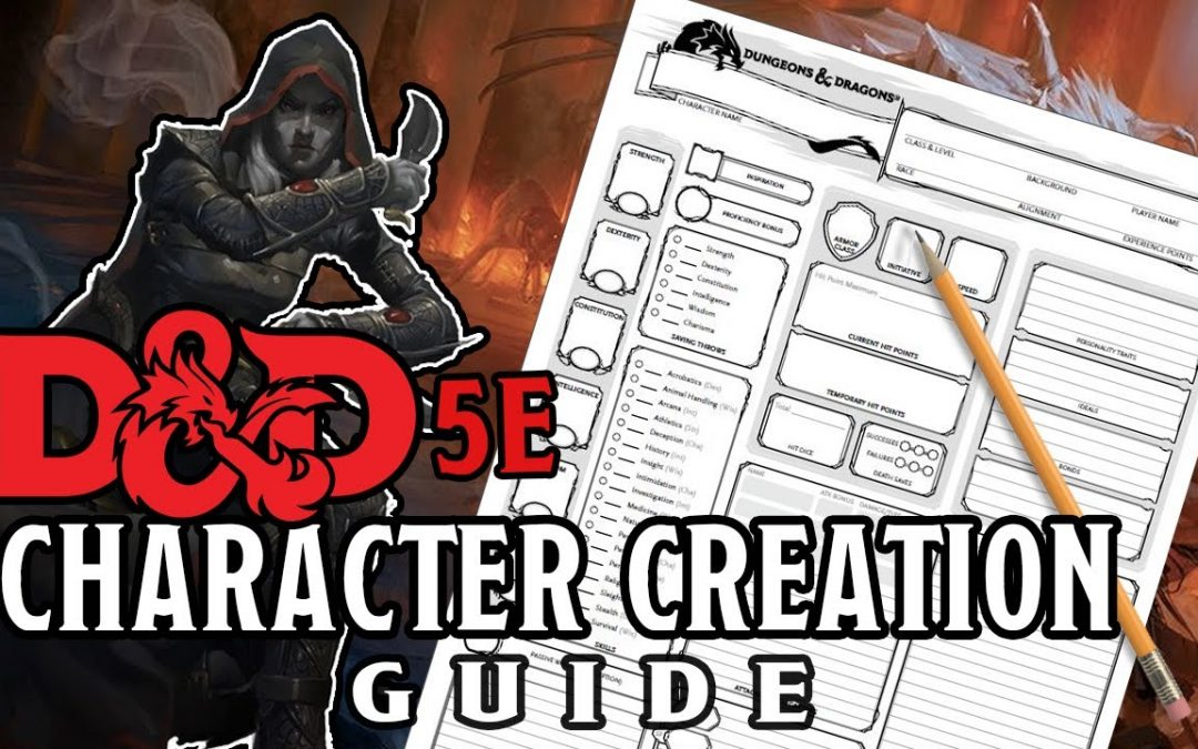 D&D 5E Character Creation Guide