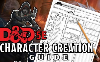 Do It Yourself – Tutorials – D&D 5E Character Creation Guide