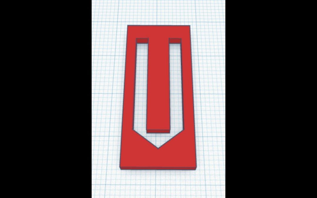 Design Your Own Bookmark with This Easy CAD Tutorial