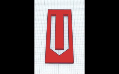 Do It Yourself – Tutorials – Design Your Own Bookmark with This Easy CAD Tutorial