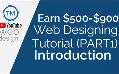 Do It Yourself – Tutorials – Earn $500 $900 Web Design Agency Hindi Tutorial 2020 LESSON 1