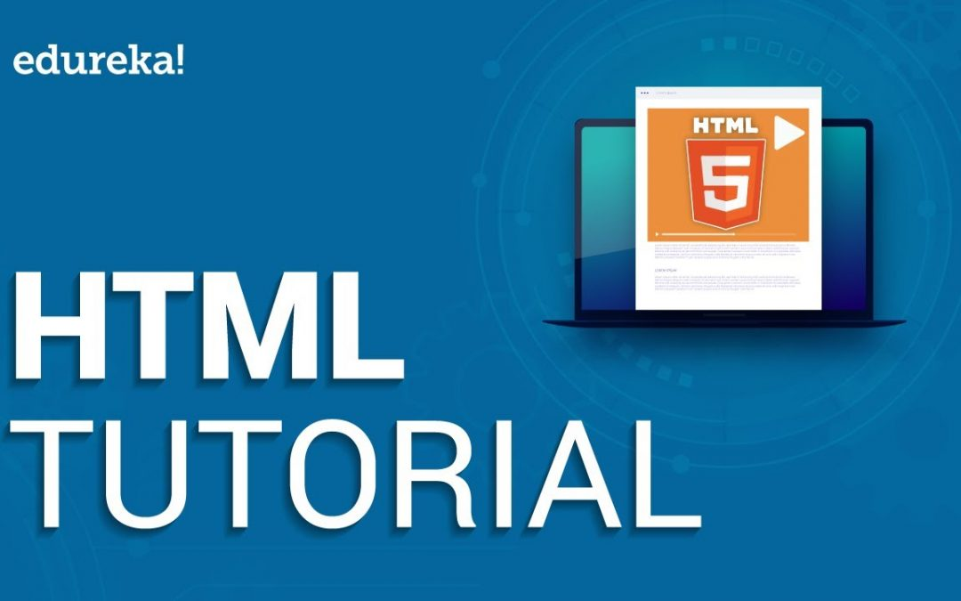 Do It Yourself Tutorials Html Tutorial For Beginners Learn Html In 30 Minutes Designing A Web Page Using Html Edureka Dieno Digital Marketing Services