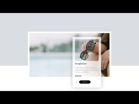 How to Frame a Product in Your Background Image with Divi's Column Options