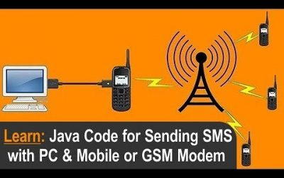 Do It Yourself – Tutorials – How to develop a Java App that sends SMS from PC through connected mobile cell phone or GSM modem