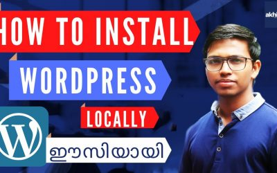 Do It Yourself – Tutorials – Install WordPress Locally On Your PC In 5 Min   (Easiest Method & Practice Making Your Website Free)