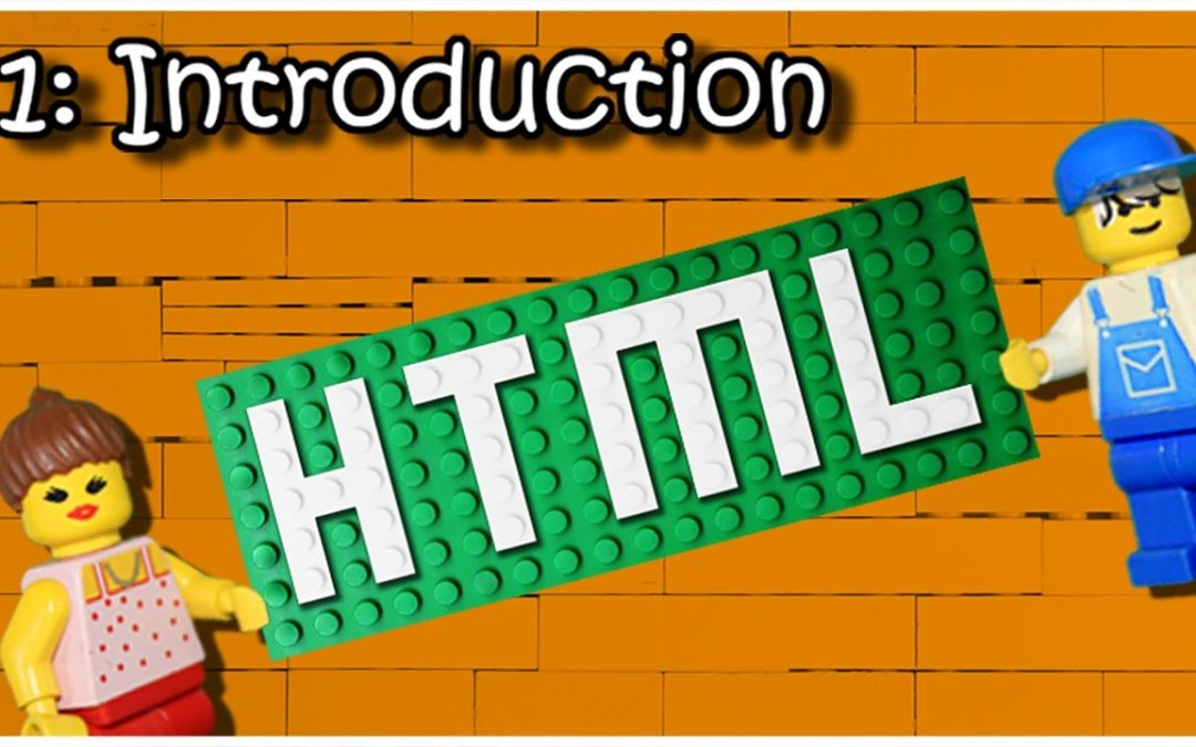 Learn HTML and CSS - 1: Introduction (Build your own webpage tutorial)