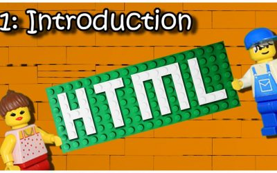 Do It Yourself – Tutorials – Learn HTML and CSS – 1: Introduction (Build your own webpage tutorial)