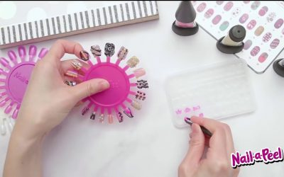 Do It Yourself – Tutorials – Nail-a-Peel   Product Demo   Design Your Own 3D Nail Art