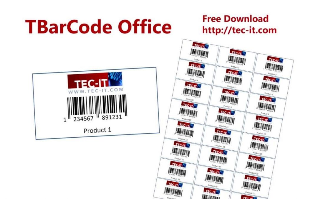 Print Barcode Labels with Microsoft Word