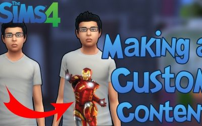 Do It Yourself – Tutorials – The Sims 4: How to Make Custom Contents (TUTORIAL)