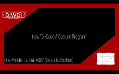 Do It Yourself – Tutorials – Tridium Niagara 4 OMT 027 – Develop Your Own Program Components With The Niagara Workbench