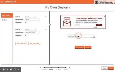 Do It Yourself – Tutorials – Use Your Own Design for a Nugget