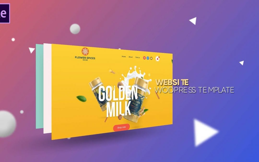 Website Presentation promo In After Effects | After Effects Tutorial | Effect For You