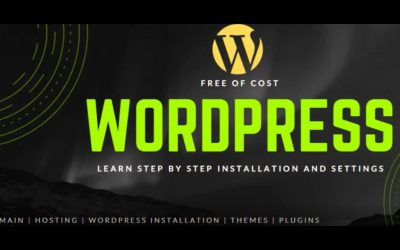 Do It Yourself – Tutorials – WordPress Website Tutorial For Beginners Part 1   How to make your Own website,Pick Domain & Hosting