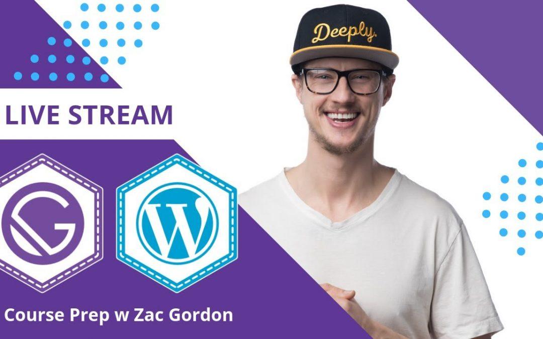 Gatsby and WordPress Tutorial 1 - Setting Up WP GraphQL