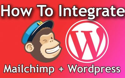 WordPress For Beginners – How To Integrate Mailchimp with WordPress – Easy Tutorial For Beginners – 2020 Guide