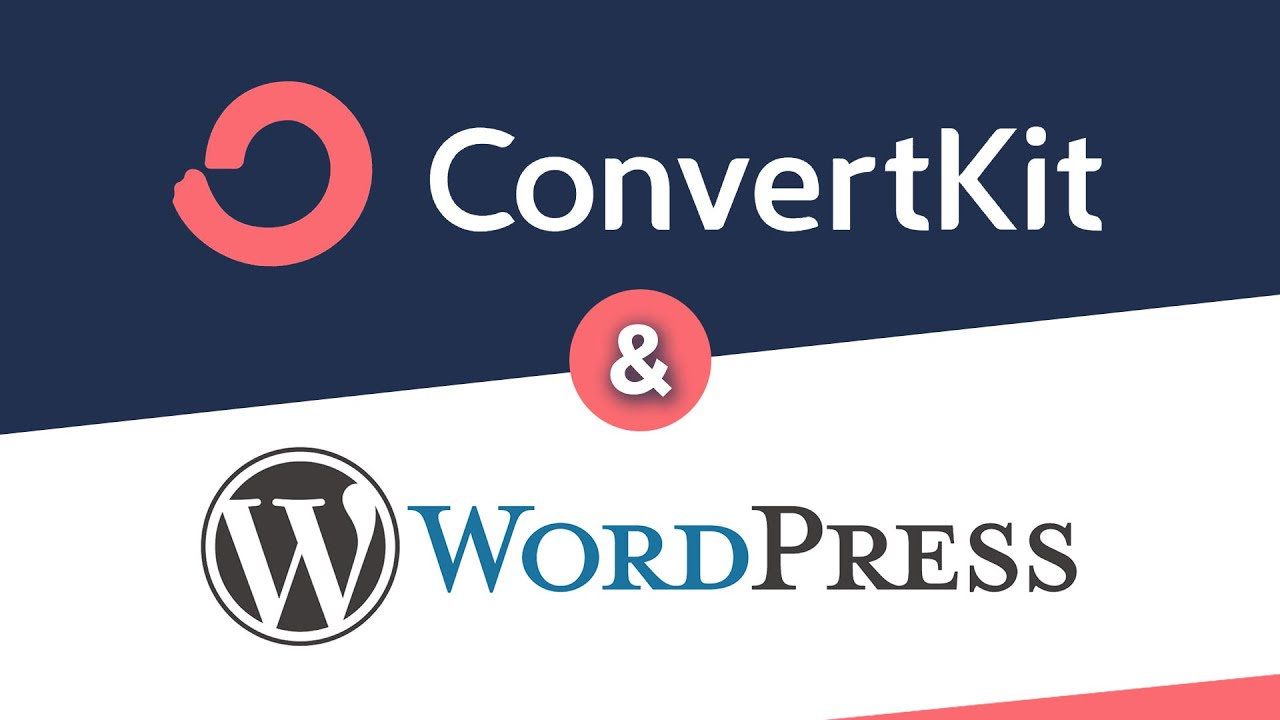 How to use the Convertkit Plugin in WordPress (Tutorial - few clicks, dead easy!)
