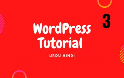 Do It Yourself – Tutorials – How To Make a WordPress Complete Training 2020 | WordPress Tutorial for Beginners to Advance Part 3.