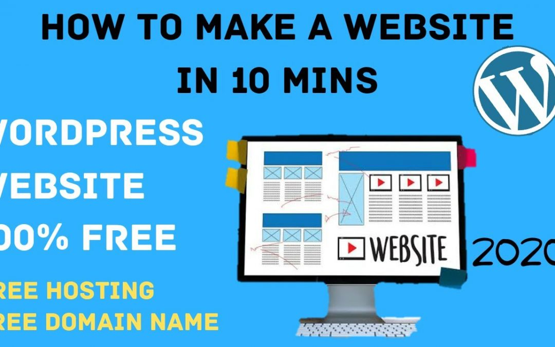 How to Create a Website for Free in 2020 | How to Make a WordPress Website in 10 Mins | Unboxing AWS