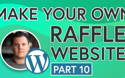 Do It Yourself – Tutorials – Easily Build Your Own Raffle Website [PART 10] – Google Analytics, SEO, Email Marketing Integration