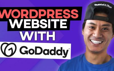 Do It Yourself – Tutorials – How to Make a Website With GoDaddy Domain – GetWid + WordPress 2020