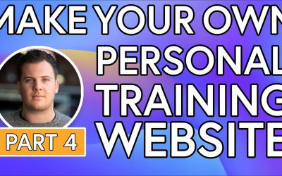 Do It Yourself – Tutorials – Build Your Own PT Website – No Coding [PART 4] – Update Text, Imagery & create illustrations online
