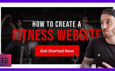 Do It Yourself – Tutorials – How to Make a Fitness or Gym Website in WordPress 2020 | Step by Step Tutorial (with Templates)