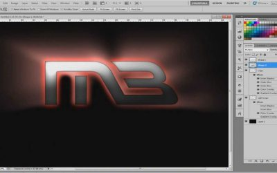 Do It Yourself – Tutorials – How To Create Your Own Logo – A PhotoShop Tutorial