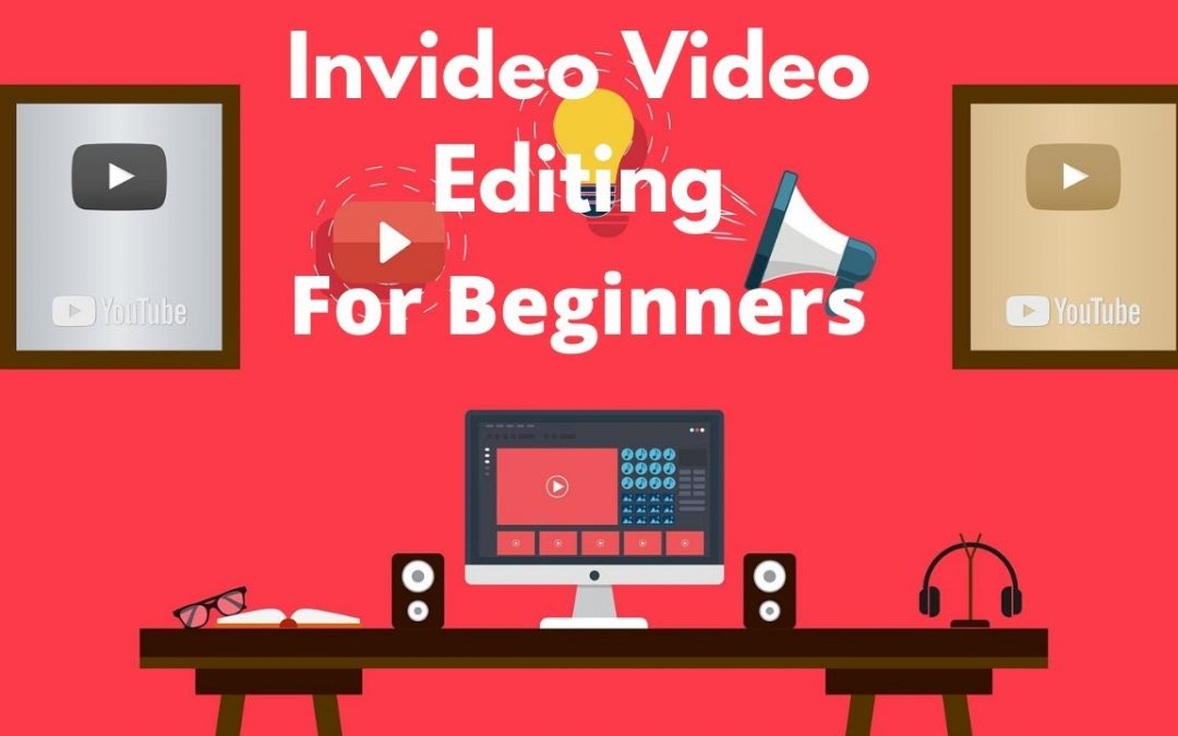 Beginners Guide to Invideo Video Editing|Video Editing in a simple and easy way