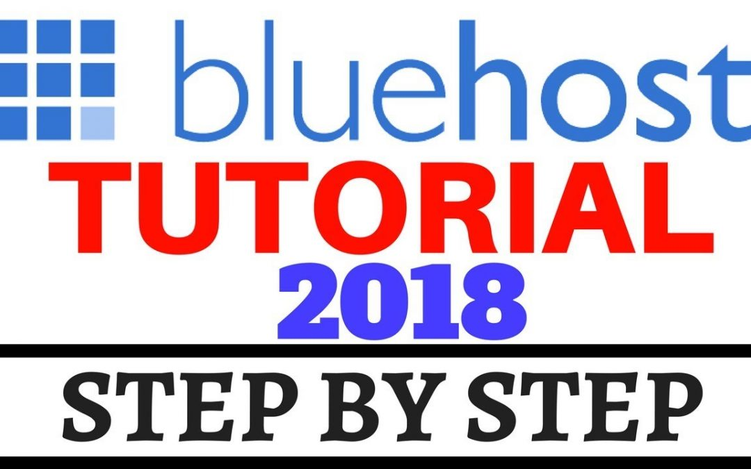 BlueHost Tutorial 2018 - How To Build A WordPress Website With BlueHost