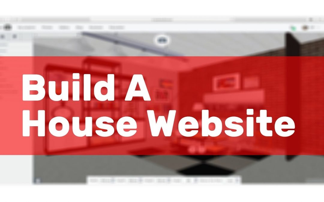 Build A House Website
