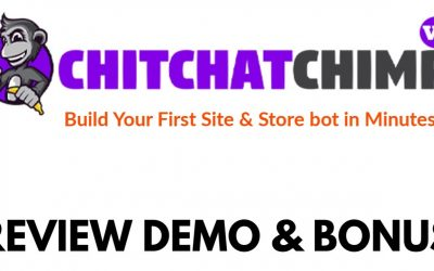 Do It Yourself – Tutorials – ChitChatChimp V2 Review Demo Bonus – Build Your First Site and Store Bot in Minutes