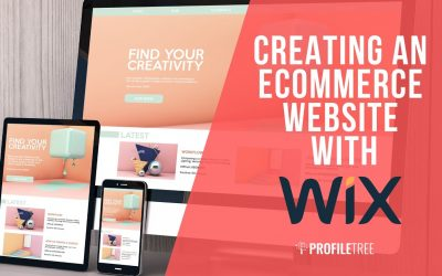 Do It Yourself – Tutorials – Creating an eCommerce Website with Wix – Wix Tutorial – Wix Tutorial for Beginners – Wix eCommerce