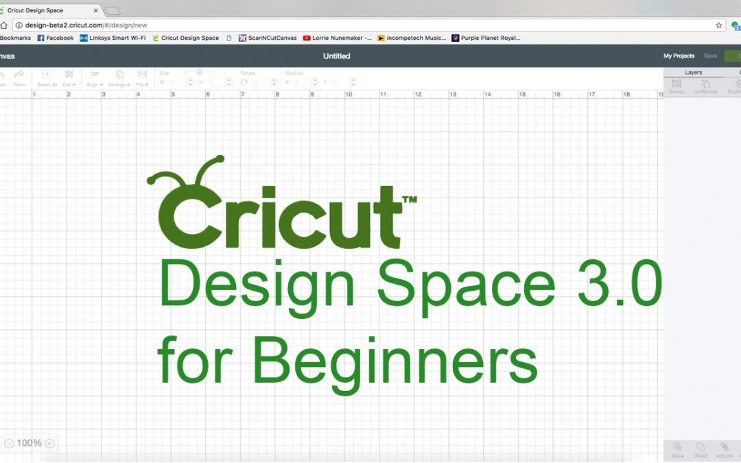 Do It Yourself – Tutorials – Cricut Design Space for Beginners
