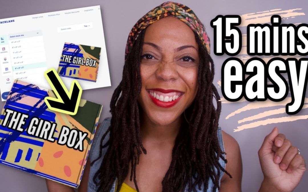 Design Your Customized Subscription Box with FREE Tools! | Tutorial