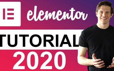 Do It Yourself – Tutorials – Elementor Complete Tutorial 2020 – Build A Website With Elementor